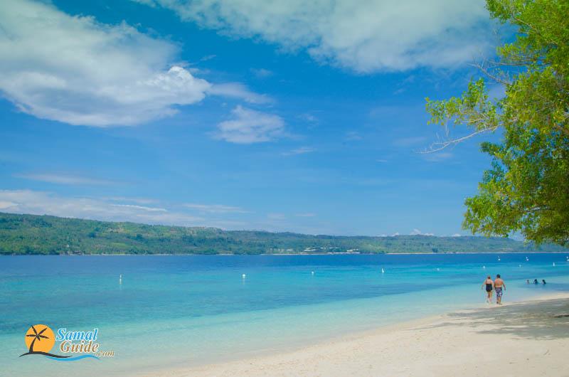 how to go to isla reta samal