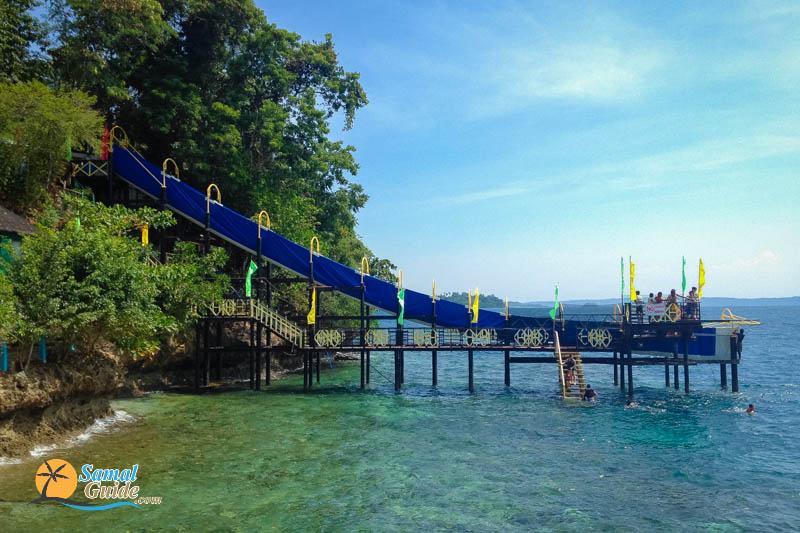 how to go to bali bali samal