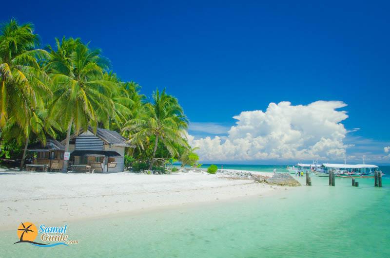 Dayang Beach Resort Samal Guide