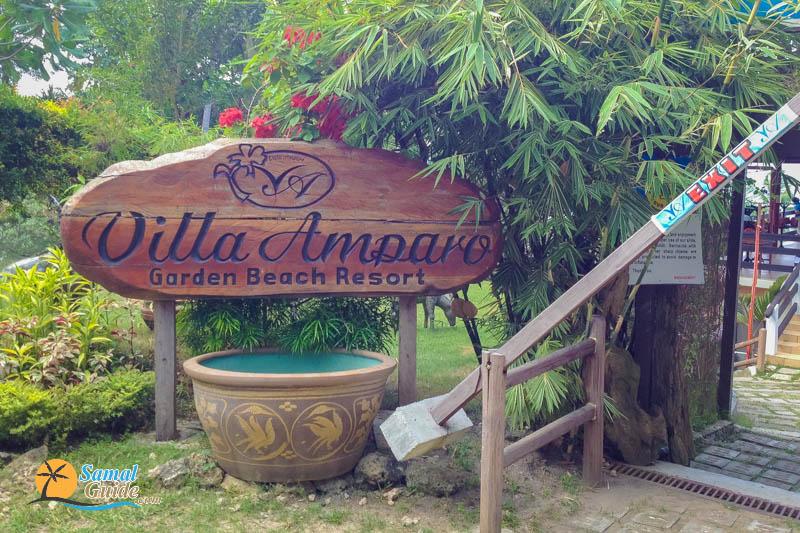 Villa Amparo Beach Resort 12 Samal Island Guide