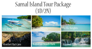 Samal Island Tour Package