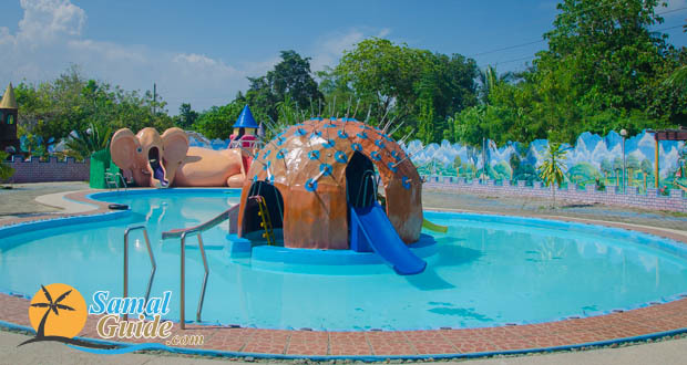 swimming pool samal guide