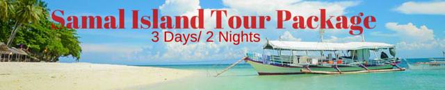 Samal Tour Package