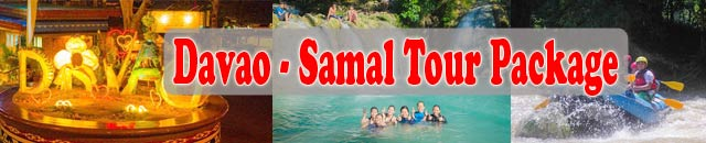 Samal Tour Package