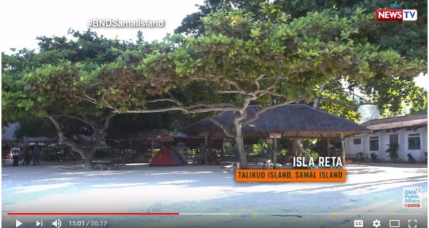 WATCH: Byahe ni Drew in Samal Island