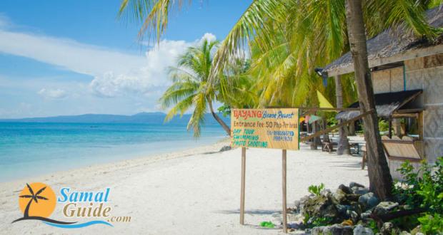 Talicud Island Samal Guide